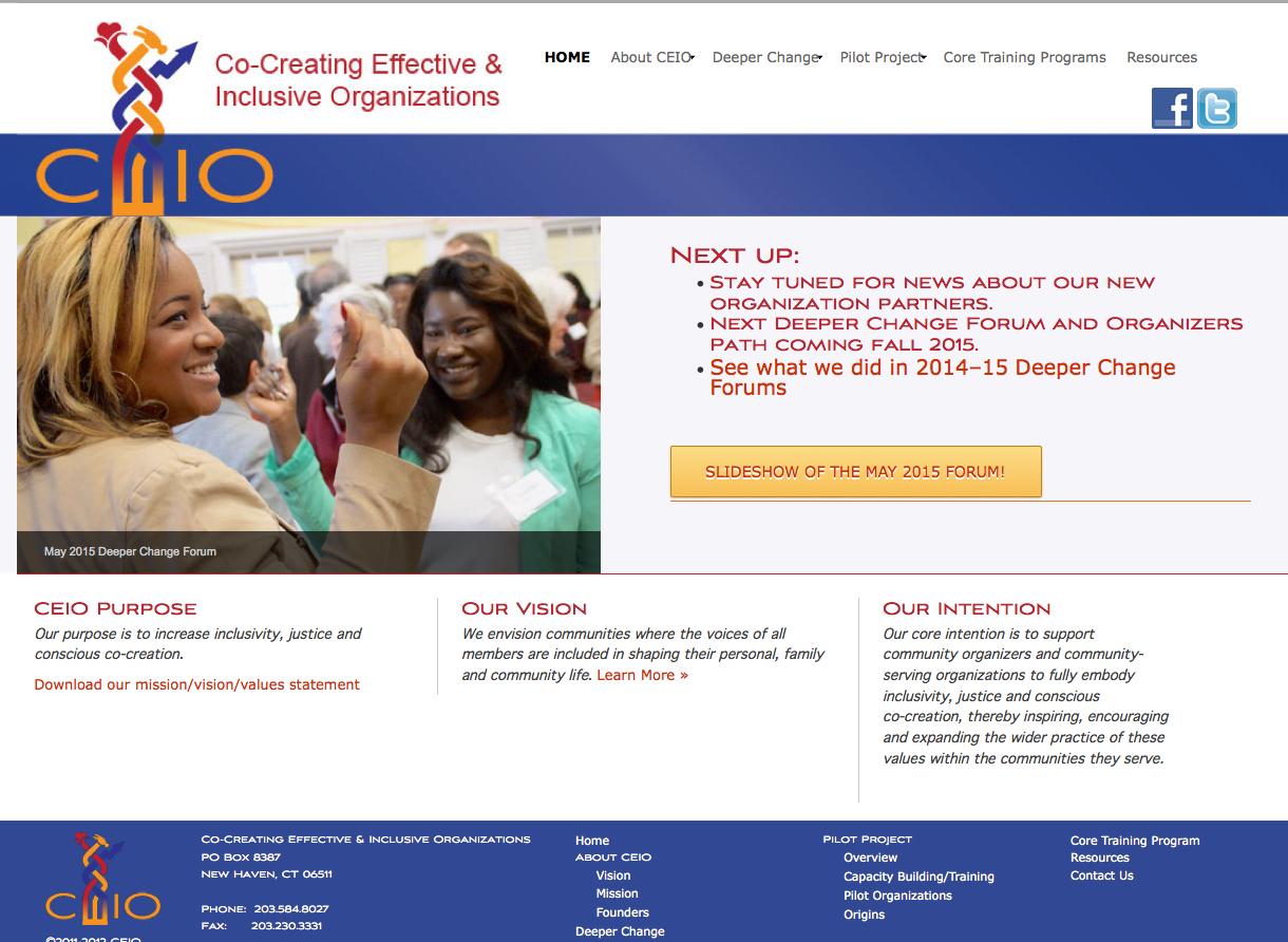 CEIO Website